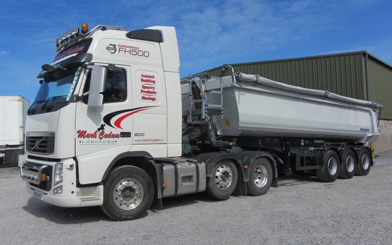 We have a range of associated services, including horse sales, aggregate haulage. and road works.